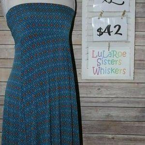 Brand New XL Lularoe Maxi Skirt
